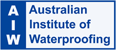 Australian Institute of Waterproofing Logo