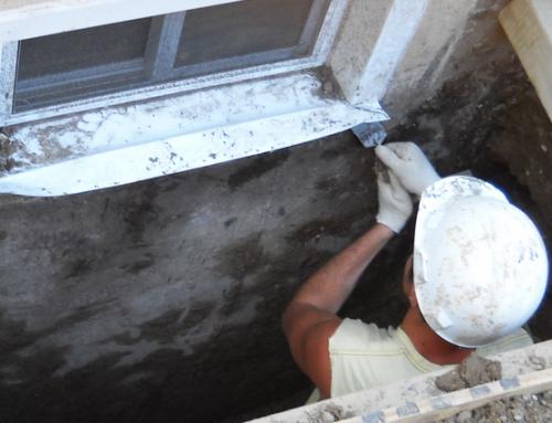 Causes of Failure in Waterproofing: Preparation