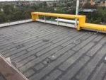1500m2 of waterproofing in an occupied building